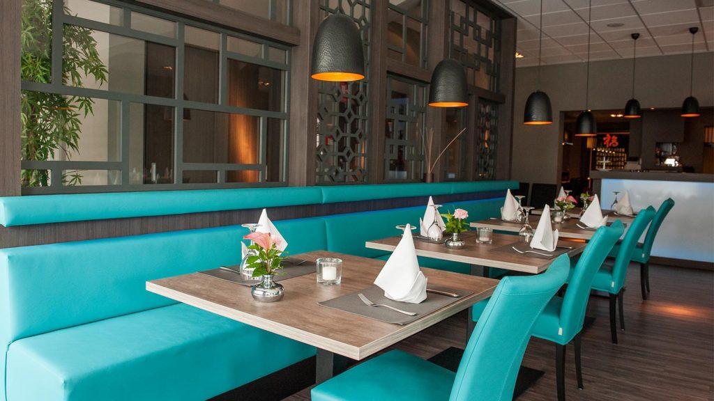 Restaurant Jade interieur
