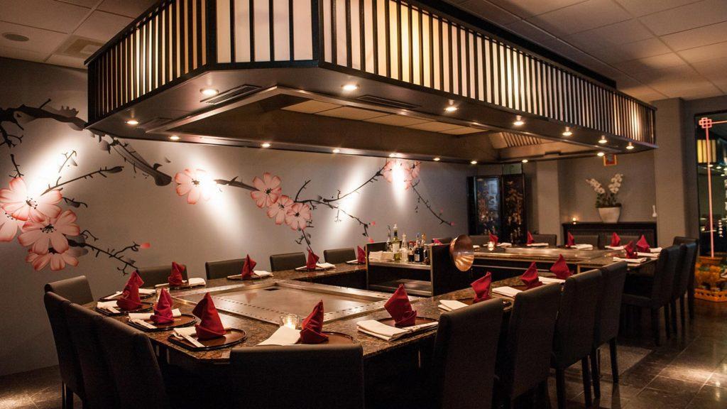 Japanse gedeelte - Restaurant Jade Tilburg